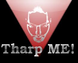 Tharp Me! Logo